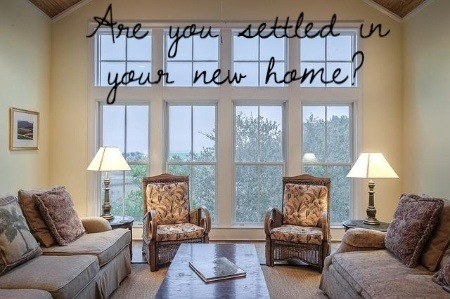 5 Tips for Settling Into a New Home