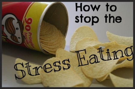 How to Reduce Your Tendency Toward Stress Eating