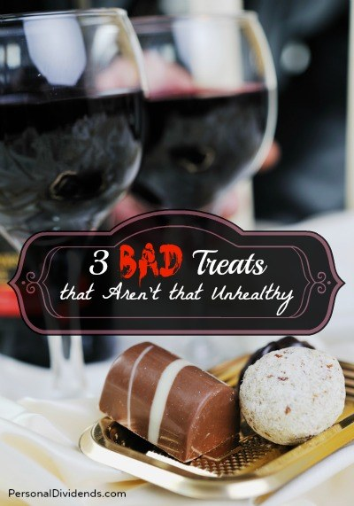 "3 ""Bad"" Treats that Aren't that Unhealthy"