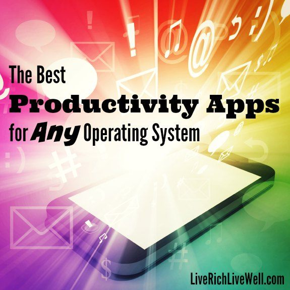 The Best Productivity Apps for Any Operating System