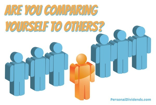 Are You Comparing Yourself to Others?