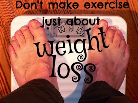 Exercise: Not Just About Weight Loss