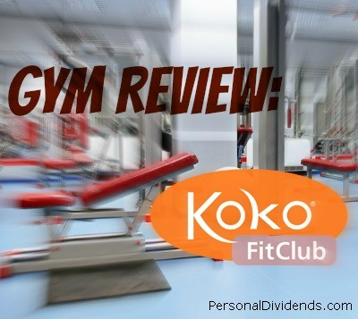 Gym Review: Koko Fit Club