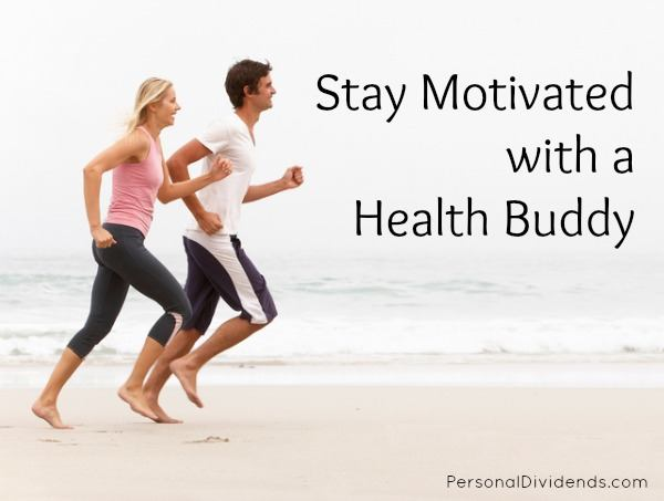 Stay Motivated with a Health Buddy