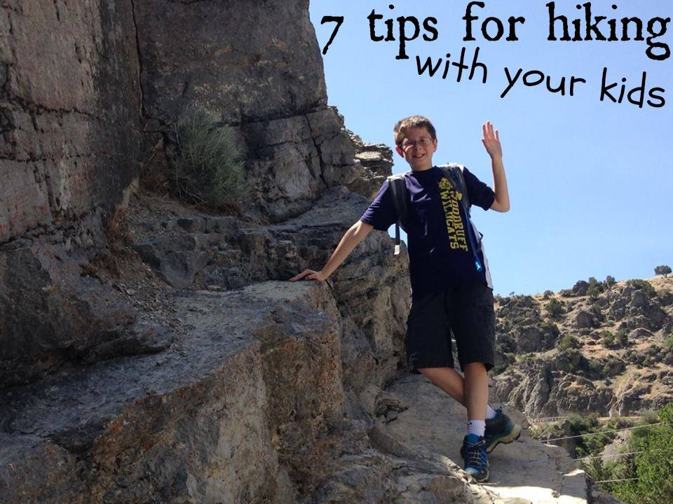 7 Tips for Hiking with Your Kids
