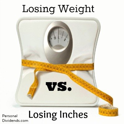 Losing Weight vs. Losing Inches
