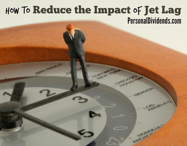 How to Reduce the Impact of Jet Lag