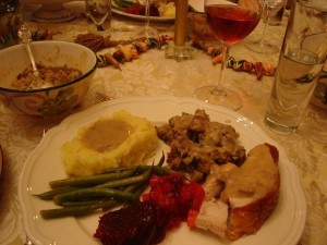 Unhealthy Thanksgiving Dishes