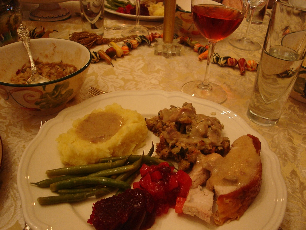 How Healthy Is Thanksgiving Dinner? 5 Unhealthy Thanksgiving Dishes