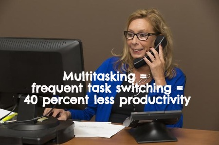 How Frequent Task Switching is Ruining Your Productivity