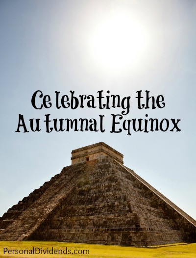 Mayan Pyramid Chichen Itza: Celebrating the Autumnal Equinox