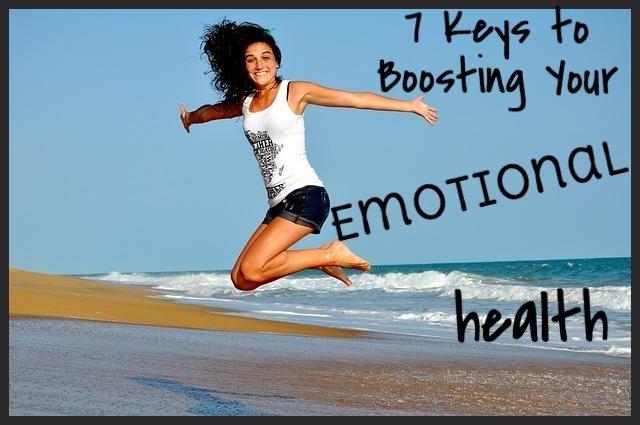 7 Keys for Maintaining Better Emotional Health