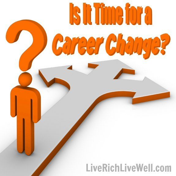 Is It Time for a Career Change?